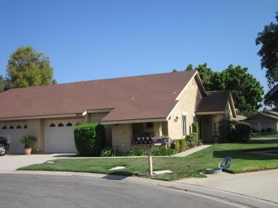 Camarillo Single Family Home Active Under Contract: 18219 Village 18