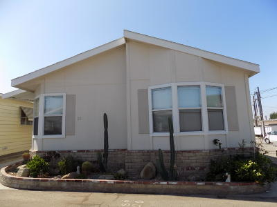 ven Mobile Home Active Under Contract: 20 Kimberly Drive