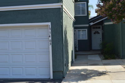 Ventura County Single Family Home For Sale: 1934 Rory Lane #5