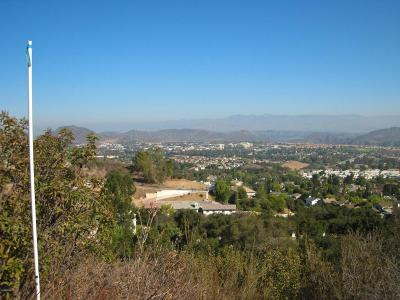 Newbury Park Residential Lots & Land For Sale: S Ventu Park