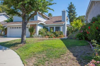 Newbury Park Single Family Home For Sale: 2388 Ginger Circle