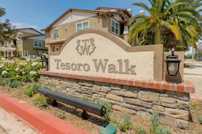 Camarillo Single Family Home Active Under Contract: 4523 Via Del Sol