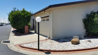 Ventura Single Family Home For Sale: 1220 Johnson Drive #61