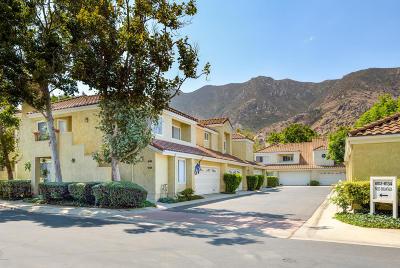 Camarillo Single Family Home Active Under Contract: 6134 Paseo Encantada