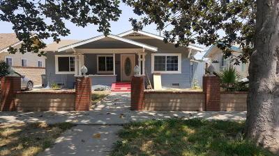 Oxnard Single Family Home Active Under Contract: 429 Magnolia Avenue