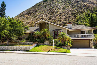 Ventura Single Family Home For Sale: 682 Aliso Street