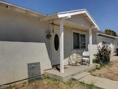Fillmore Multi Family Home For Sale: 819 4th Street