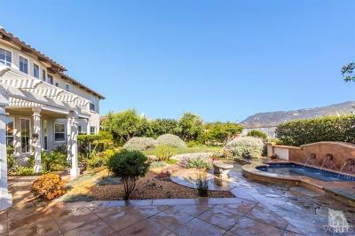 Newbury Park Single Family Home For Sale: 4772 Via Don Luis