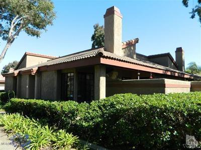 Oxnard Single Family Home Active Under Contract: 3723 Via Pacifica Walk