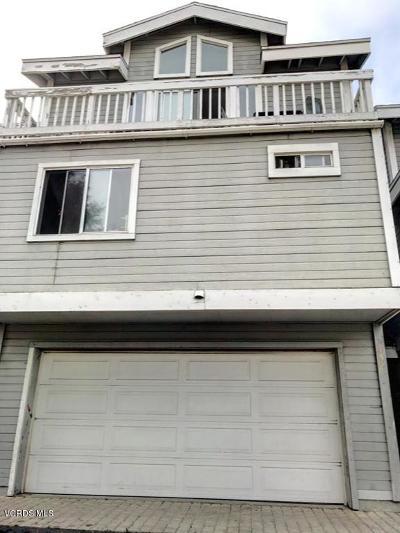 Santa Paula Single Family Home For Sale: 752 Acacia Road