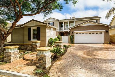Oxnard Single Family Home For Sale: 3663 Fairmont Lane