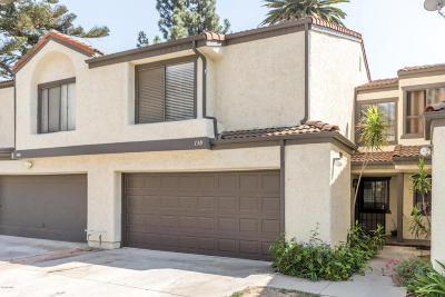 Santa Paula Single Family Home For Sale: 130 Redwood Lane