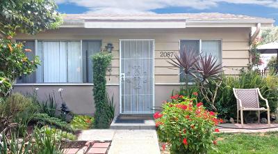 Ventura Multi Family Home For Sale: 2061 Cameron Street