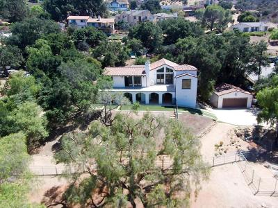 Newbury Park Single Family Home For Sale: 340 Newbury Lane