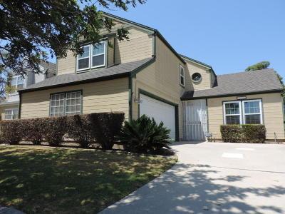 Oxnard Single Family Home For Sale: 1941 Hill Street