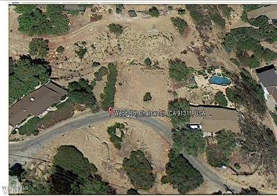 Bell Canyon Residential Lots & Land For Sale: Webb Rd