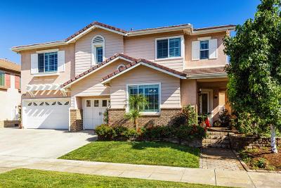 Fillmore Single Family Home Active Under Contract: 995 Santa Fe Street