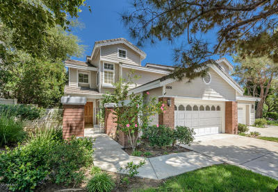 Westlake Village Single Family Home For Sale: 1070 Westcreek Lane