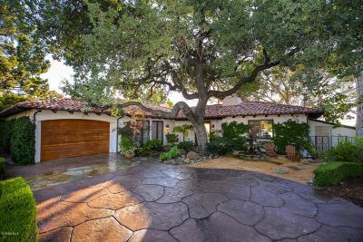 Thousand Oaks Single Family Home For Sale: 949 El Segundo Drive