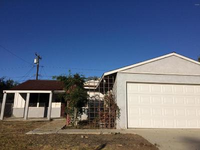 Ventura Single Family Home Active Under Contract: 5069 Larkspur Drive