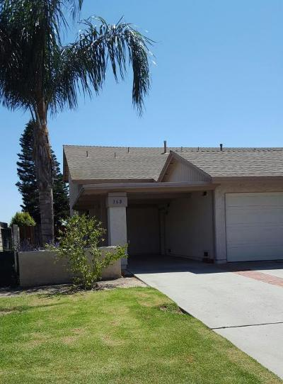 Camarillo Single Family Home Active Under Contract: 168 Spanish Moss Place