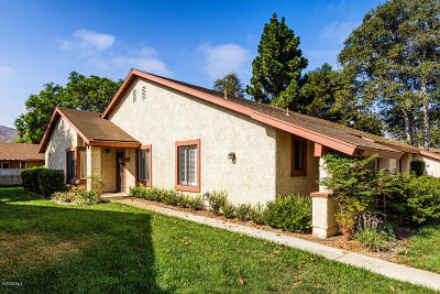 Camarillo Single Family Home For Sale: 44012 Village 44