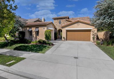 Moorpark Single Family Home For Sale: 13891 Bear Fence Court