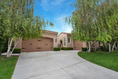 Thousand Oaks Single Family Home For Sale: 646 Conejo School Road