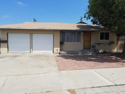 Camarillo Multi Family Home For Sale: 2207 E Daily Drive