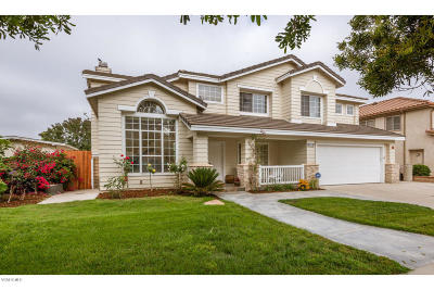 Oxnard Single Family Home For Sale: 2461 Northbrook Drive