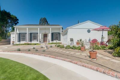 Ventura Single Family Home For Sale: 380 Saul Place
