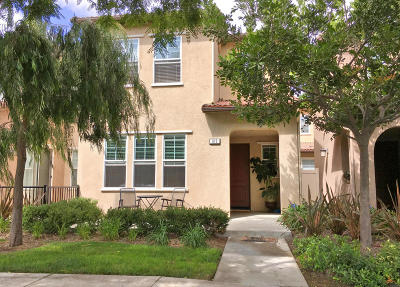 Oxnard Single Family Home Active Under Contract: 613 Forest Park Boulevard