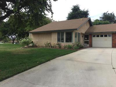 Camarillo Single Family Home For Sale: 7107 Village 7