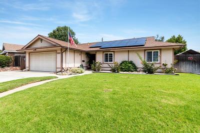 Camarillo Single Family Home Active Under Contract: 1808 Lakehurst Avenue