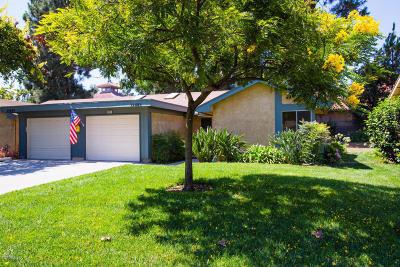 Camarillo Single Family Home Active Under Contract: 15405 Village 15