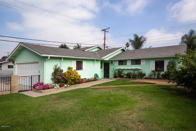 Simi Valley Single Family Home For Sale: 4179 Gertrude Street