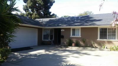 Ventura County Single Family Home For Sale: 1407 Kendall Avenue