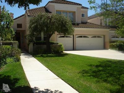 Ventura County Rental For Rent: 11450 Gentlewood Drive