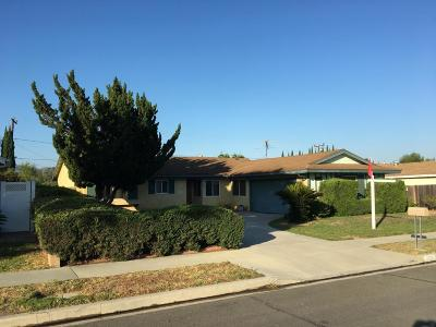 Simi Valley Single Family Home For Sale: 3078 Deacon Street