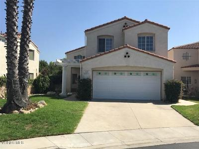 Oxnard Single Family Home For Sale: 2328 Northstar Way