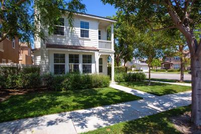 Oxnard Single Family Home For Sale: 3155 Nimes Lane