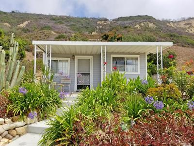 Ventura CA Single Family Home For Sale: $395,000