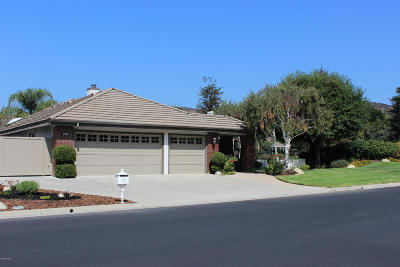 Thousand Oaks Single Family Home For Sale: 2201 Valleyfield Avenue