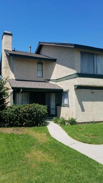 Oxnard Single Family Home For Sale: 5305 Perkins Road