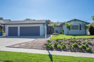 Thousand Oaks Single Family Home For Sale: 1435 Morrow Circle