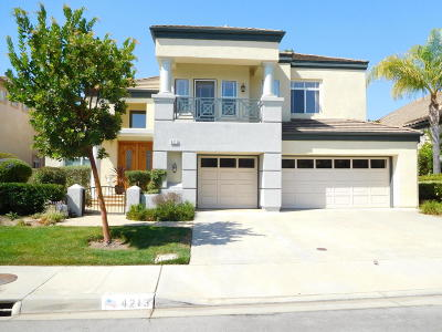 Moorpark Single Family Home For Sale: 4213 Laurelview Drive