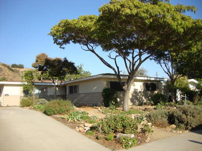 Fillmore Single Family Home Active Under Contract: 616 Island View Street