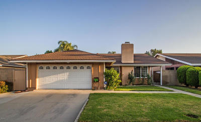 Simi Valley Single Family Home For Sale: 3966 Goodwin Avenue