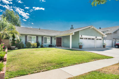 Simi Valley Single Family Home For Sale: 1850 Emory Avenue