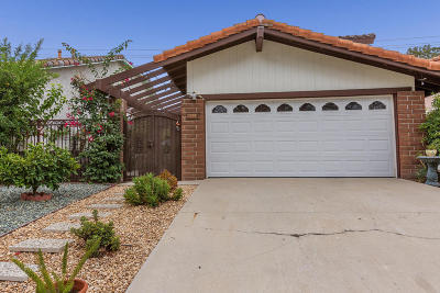 Agoura Hills Single Family Home For Sale: 5375 Lake Crest Drive